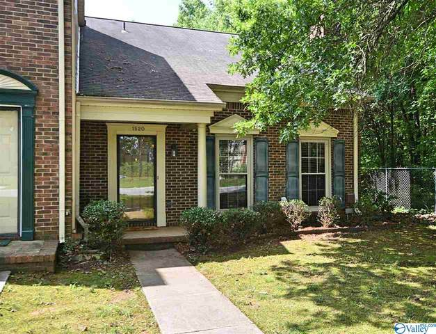 1520 Four Mile Post Road, Huntsville, AL 35802 (MLS #1783572) :: Coldwell Banker of the Valley