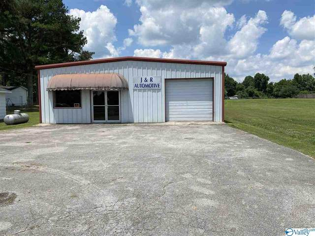 7081 County Road 108, Town Creek, AL 35672 (MLS #1783580) :: Rebecca Lowrey Group