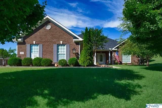 107 Tellico Ridge Road, New Market, AL 35761 (MLS #1783581) :: Green Real Estate