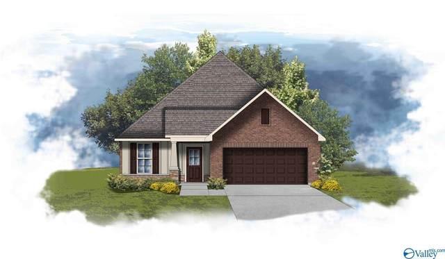 135 Creek Ridge Drive, Meridianville, AL 35759 (MLS #1783617) :: Coldwell Banker of the Valley