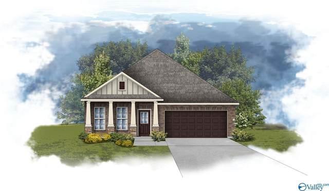 130 Creek Ridge Drive, Meridianville, AL 35759 (MLS #1783624) :: Rebecca Lowrey Group
