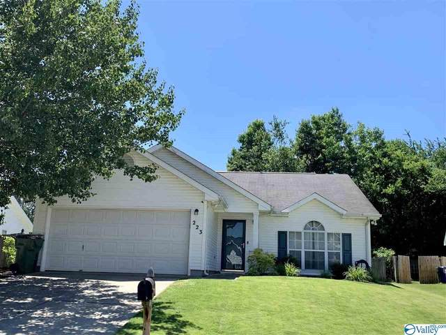 223 Ironwood Court, Madison, AL 35758 (MLS #1783638) :: Coldwell Banker of the Valley