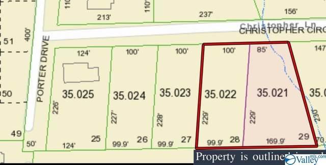 Lot 28 Christopher Circle, Dutton, AL 35744 (MLS #1783648) :: MarMac Real Estate