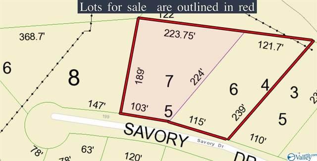 0 Savory Drive, Scottsboro, AL 35769 (MLS #1783653) :: RE/MAX Unlimited