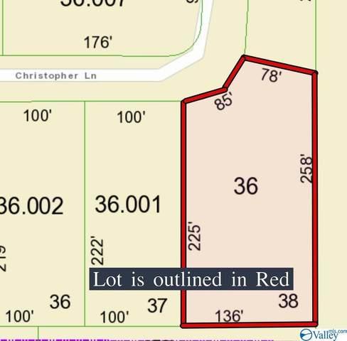 Lot 38 Christopher Circle, Dutton, AL 35744 (MLS #1783657) :: MarMac Real Estate