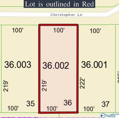 0 Christopher Circle, Dutton, AL 35744 (MLS #1783659) :: MarMac Real Estate