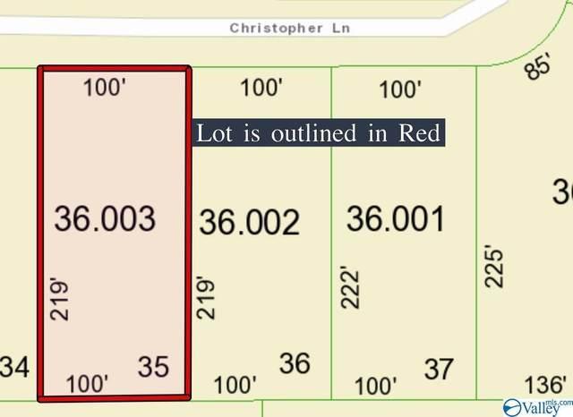 00 Christopher Circle, Dutton, AL 35744 (MLS #1783660) :: MarMac Real Estate