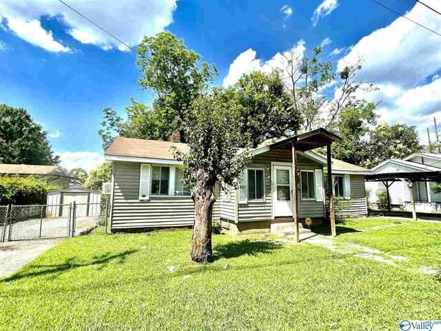 401 Edenwood Avenue, Gadsden, AL 35901 (MLS #1783674) :: Coldwell Banker of the Valley
