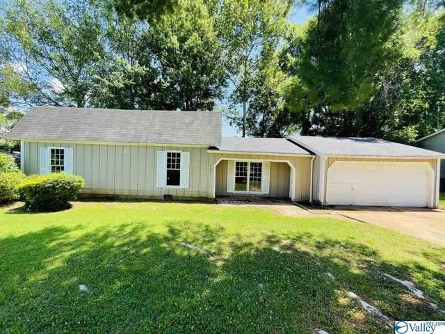 4625 Rutledge Drive, Huntsville, AL 35816 (MLS #1783679) :: Coldwell Banker of the Valley