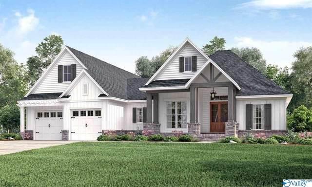 3314 Creek Circle, Guntersville, AL 35976 (MLS #1783702) :: Coldwell Banker of the Valley