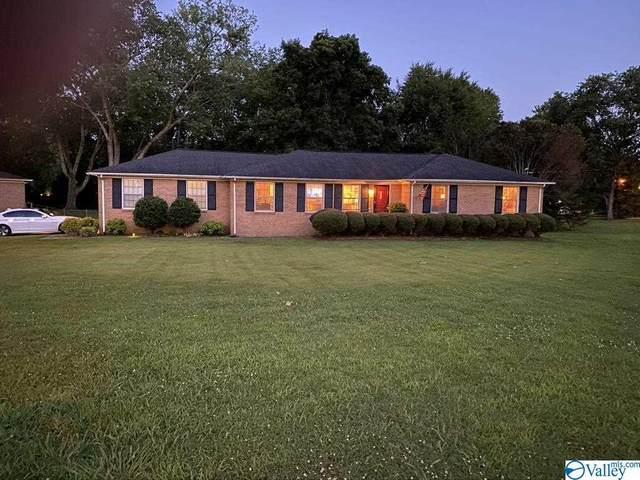 800 Sherwood Drive, Huntsville, AL 35802 (MLS #1783726) :: Legend Realty