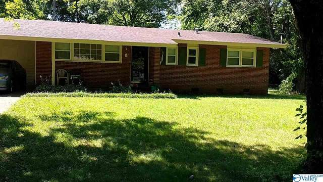2608 NW Euclid Road, Huntsville, AL 35810 (MLS #1783768) :: RE/MAX Distinctive | Lowrey Team