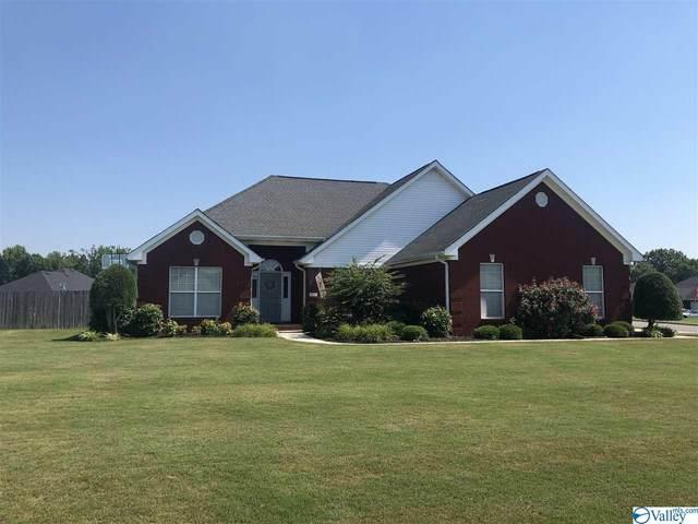 893 Pinewood Drive, Hartselle, AL 35640 (MLS #1783781) :: LocAL Realty
