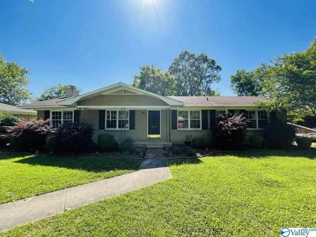 1207 Elizabeth Avenue, Decatur, AL 35601 (MLS #1783783) :: LocAL Realty