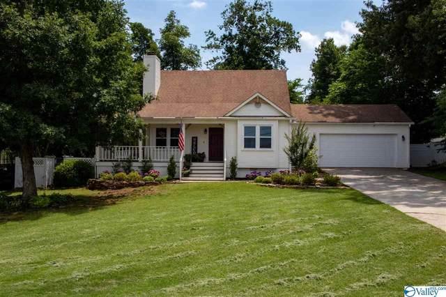 154 Stone Hill Drive, Huntsville, AL 35811 (MLS #1783791) :: Rebecca Lowrey Group