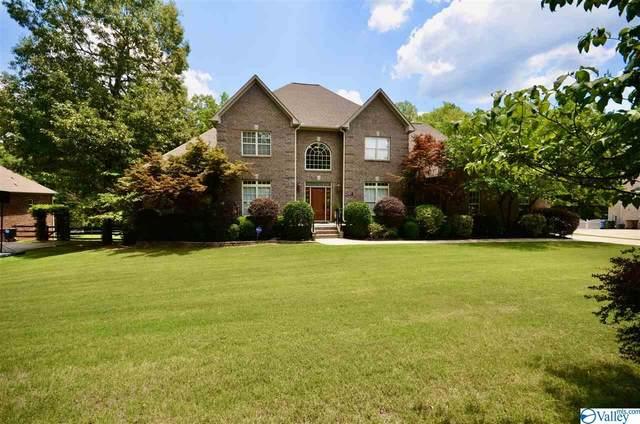 3706 Flint Pointe Circle, Hartselle, AL 35640 (MLS #1783814) :: MarMac Real Estate