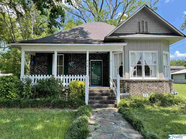 416 Reynolds Street, Gadsden, AL 35901 (MLS #1783836) :: Green Real Estate