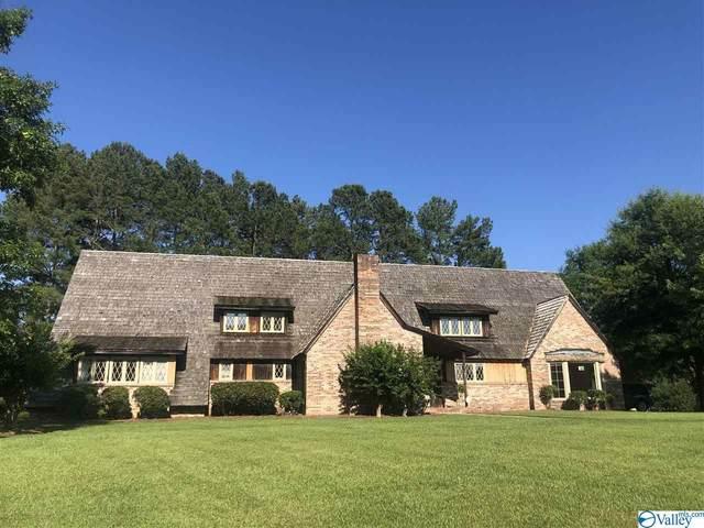 395 Stinson Street, Centre, AL 35960 (MLS #1783872) :: Green Real Estate