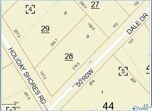28 Holiday Shores Road, Scottsboro, AL 35769 (MLS #1784016) :: RE/MAX Distinctive | Lowrey Team