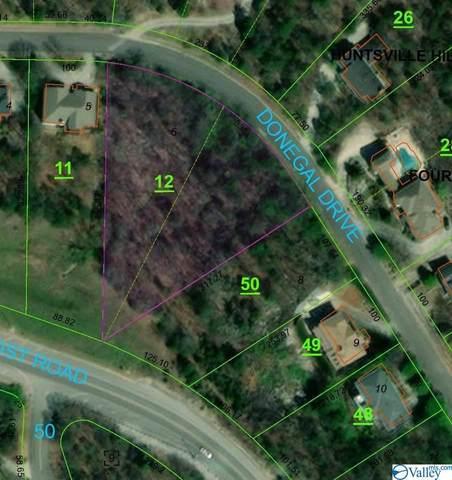 7720 Donegal Drive, Huntsville, AL 35802 (MLS #1784036) :: RE/MAX Distinctive | Lowrey Team