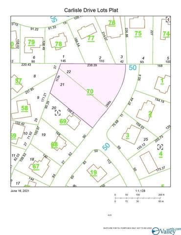 14008 Carlisle Drive, Huntsville, AL 35803 (MLS #1784043) :: RE/MAX Distinctive | Lowrey Team