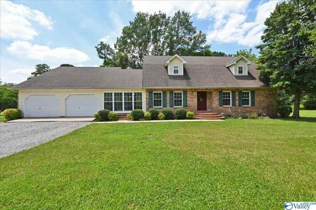 1507 County Road 1386, Falkville, AL 35622 (MLS #1784080) :: MarMac Real Estate