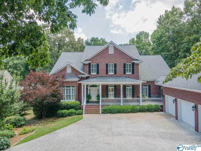 401 Timberlake Drive, Union Grove, AL 35175 (MLS #1784112) :: Green Real Estate
