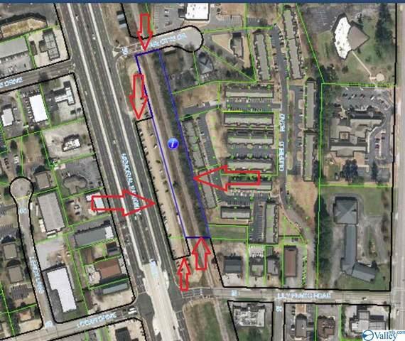 0 Memorial Pkwy, Huntsville, AL 35802 (MLS #1784119) :: MarMac Real Estate