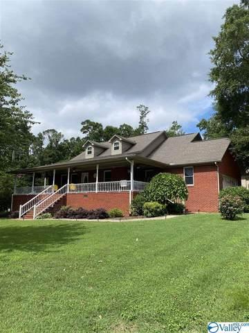 150 Pinewood Drive, Langston, AL 35755 (MLS #1784133) :: Rebecca Lowrey Group