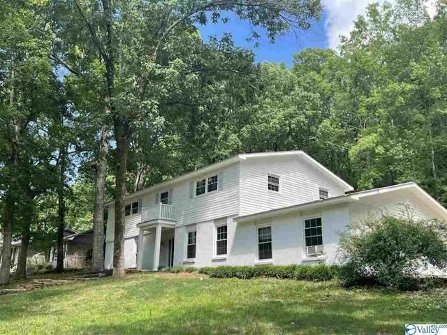 708 Merit Springs Road, Gadsden, AL 35901 (MLS #1784145) :: Green Real Estate