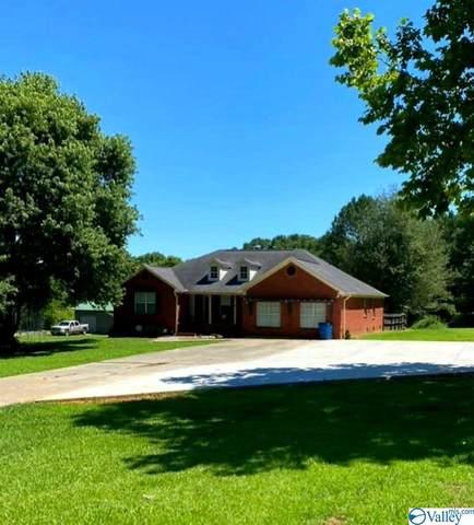211 Cedar Ridge Road, Guntersville, AL 35976 (MLS #1784262) :: Southern Shade Realty