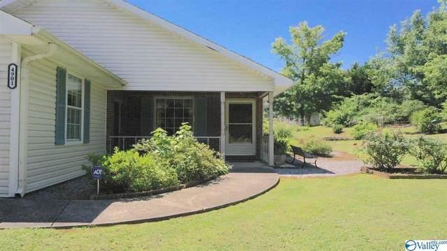 4901 Cherrywood Drive, Guntersville, AL 35976 (MLS #1784278) :: Green Real Estate