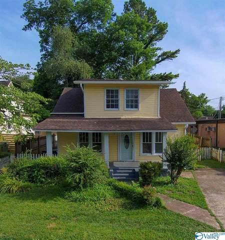902 Wellman Avenue, Huntsville, AL 35801 (MLS #1784386) :: MarMac Real Estate