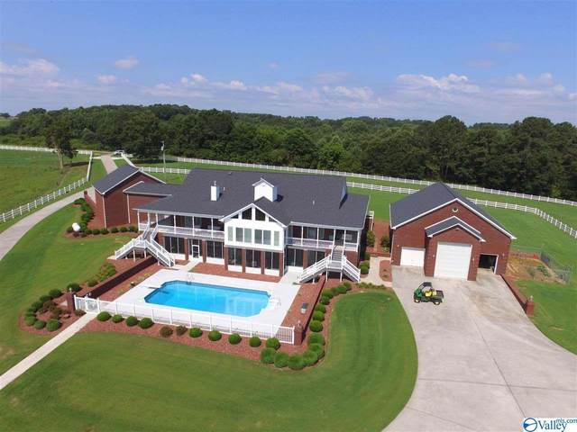 2310 County Road 1740, Holly Pond, AL 35083 (MLS #1784447) :: Legend Realty