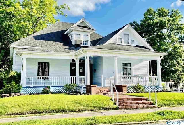 408 Cherry Street, Gadsden, AL 35901 (MLS #1784502) :: Legend Realty