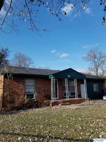 3101 NW Buttrey Drive, Huntsville, AL 35810 (MLS #1784527) :: MarMac Real Estate