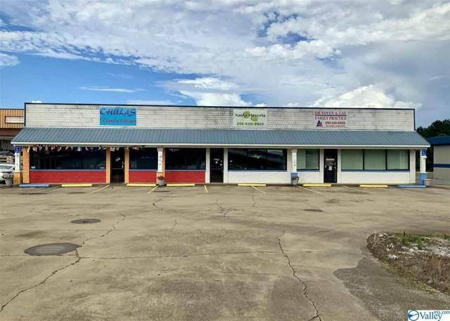 282 Industrial Blvd 3 Suites, Leesburg, AL 35983 (MLS #1784568) :: Legend Realty