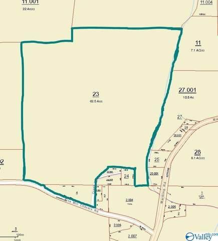Rice Mill Chavers Road, Albertville, AL 35951 (MLS #1784604) :: Rebecca Lowrey Group