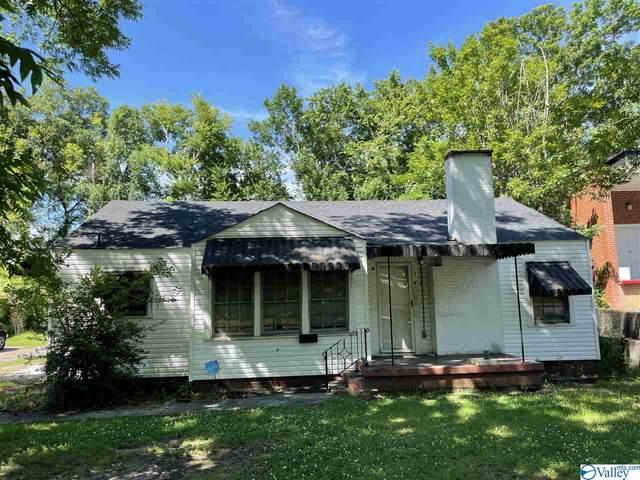 516 E Chestnut Street, Gadsden, AL 35903 (MLS #1784640) :: MarMac Real Estate