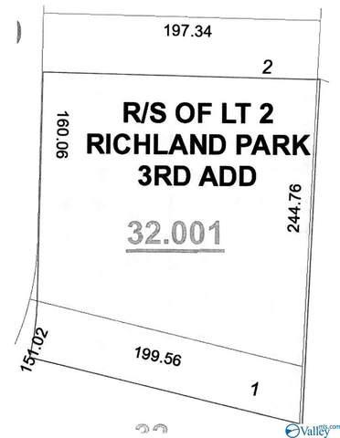 0 Castle Drive, Huntsville, AL 35758 (MLS #1784870) :: Green Real Estate