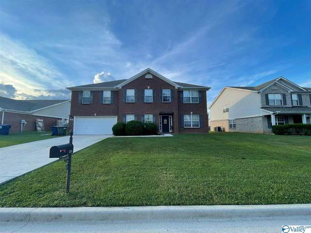 223 Rockport Street, Meridianville, AL 35759 (MLS #1784916) :: Green Real Estate