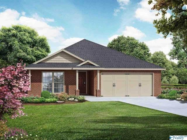 3202 Jordan Farm Circle Lot #5, Huntsville, AL 35811 (MLS #1784969) :: Green Real Estate