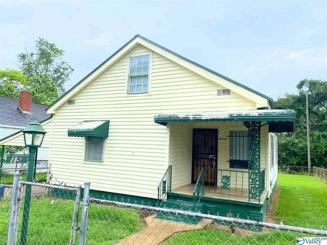 15 E Wilkinson Street, Gadsden, AL 35904 (MLS #1784979) :: Legend Realty