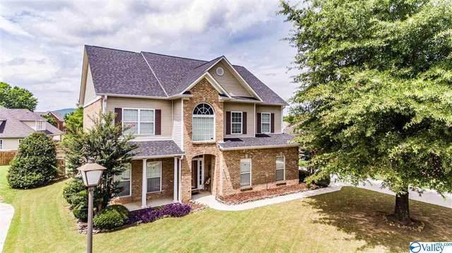 706 Wade Road, Owens Cross Roads, AL 35763 (MLS #1785001) :: Green Real Estate