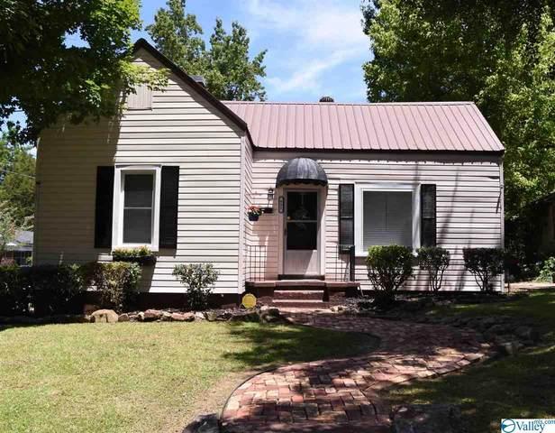 921 Cleveland Avenue, Gadsden, AL 35901 (MLS #1785025) :: Green Real Estate