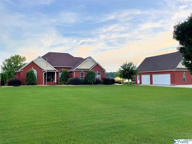 1020 Skyview Drive, Southside, AL 35907 (MLS #1785027) :: MarMac Real Estate
