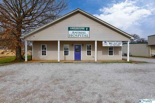 26889 Main Street, Ardmore, TN 38449 (MLS #1785127) :: MarMac Real Estate