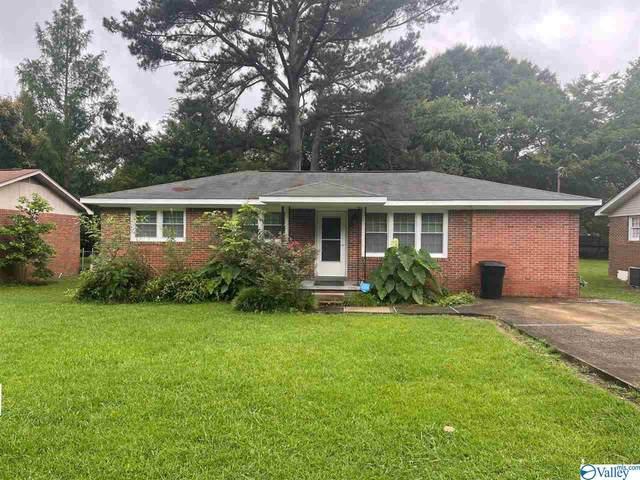 1809 Piedmont Avenue, Gadsden, AL 35904 (MLS #1785166) :: Rebecca Lowrey Group