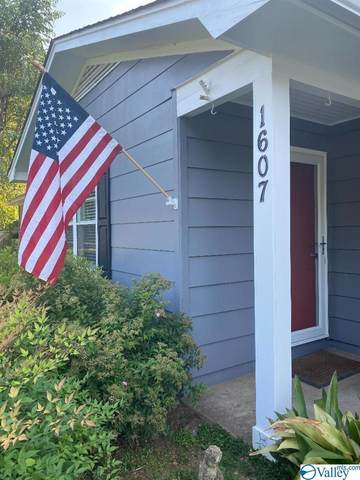 1607 Summerlane, Decatur, AL 35601 (MLS #1785197) :: MarMac Real Estate