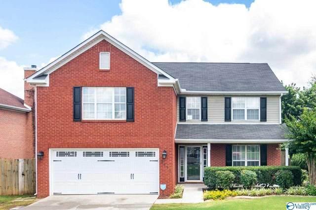 2524 Quail Ridge Lane, Huntsville, AL 35803 (MLS #1785207) :: Amanda Howard Sotheby's International Realty